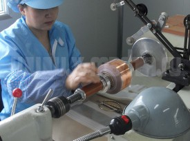 Трансформаторная катушка рентгеновского генератора (фото 4)
