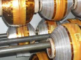 Трансформаторная катушка рентгеновского генератора (фото 5)